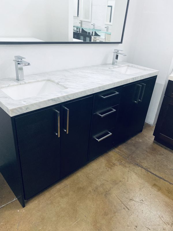 "Custom vanity 72"" for Sale in Hialeah, FL - OfferUp"