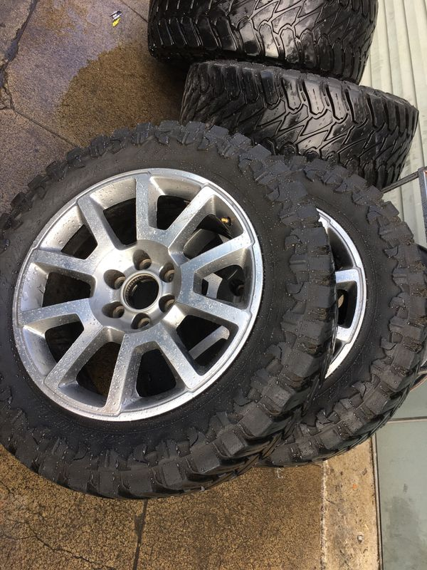 20 Gmc Wheels >> 20 Gmc Wheels 33 Tires For Sale In Gilroy Ca Offerup