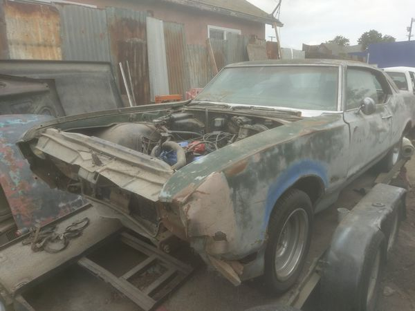 1970 Oldsmobile Cutlass 442 for Sale in Los Angeles, CA - OfferUp