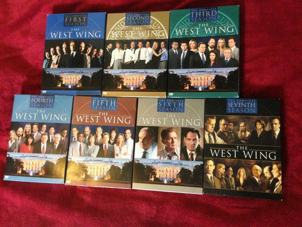 The West Wing complete series DVD for Sale in Temecula, CA - OfferUp