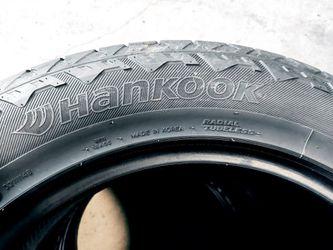 275/55/20 Hankook  Thumbnail