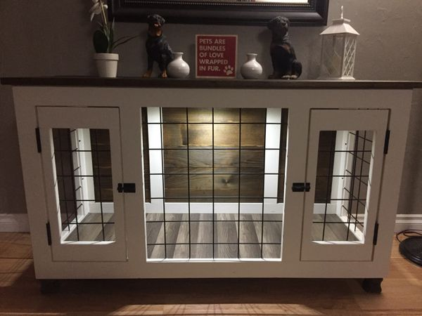 Farmhouse Dog Kennel Furniture For Sale In Lakewood Wa Offerup
