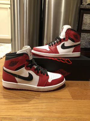 "Deadstock Jordan 1s ""Chicago"". Size 8 for Sale in Annandale, VA"