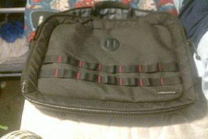 Red and black computer bag for Sale in Pittsburgh, PA