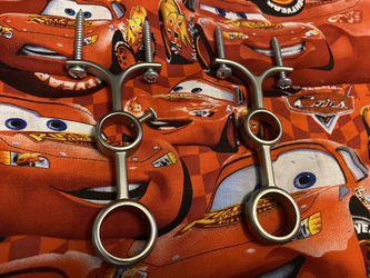 Cars Lightening McQueen Cloth Tablet/Bookshelf Thumbnail