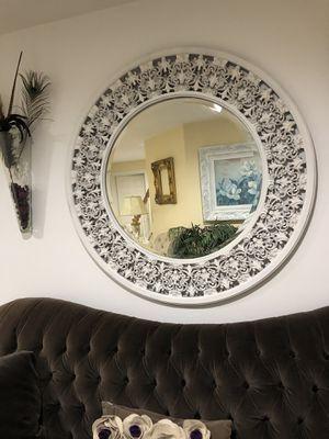 "45"" Huge Antique Ornate Roman Style Mirror. for Sale in Gainesville, VA"