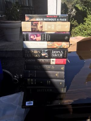 Several classic hard bound books for Sale in Silver Spring, MD
