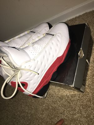 "Air Jordan 13 ""Chicago"" sz 9.5 for Sale in Alexandria, VA"