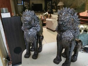2 beautiful statue for Sale in Boca Raton, FL