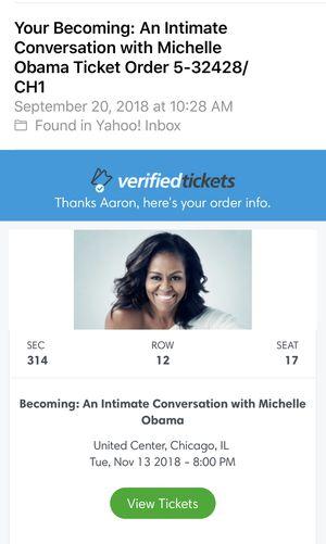 Michelle Obama for Sale in Chicago, IL
