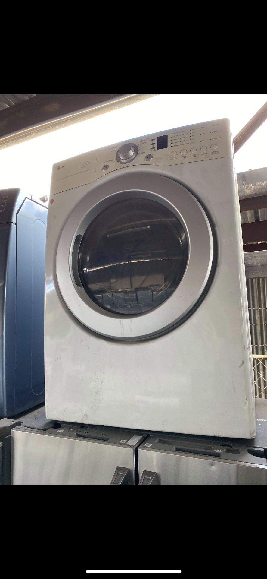 Dryer Financing Available