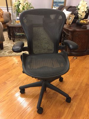 Herman Miller Aeron executive office chairs for Sale in Annandale, VA