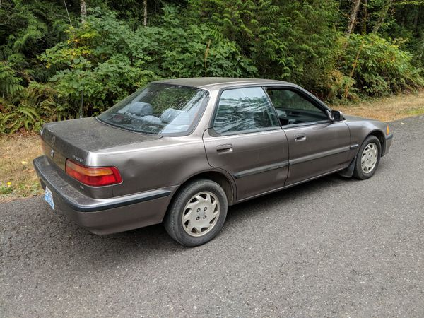 parting out 93 acura integra 4 door for sale in bremerton wa offerup