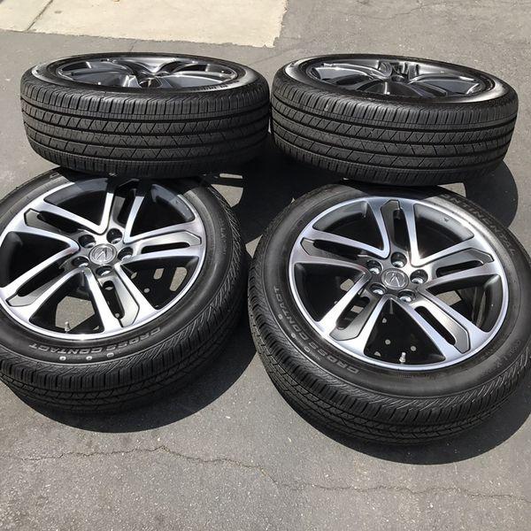 "2017 20"" OEM Acura MDX Factory Wheels 20 Inch Mdx Acura"