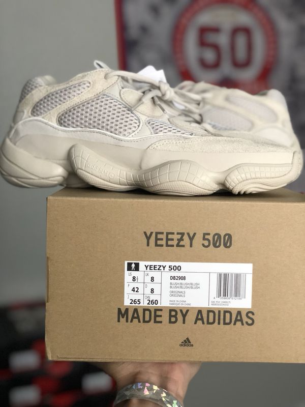 467d913e44064 Yeezy 500 blush size 8.5 for Sale in Corona