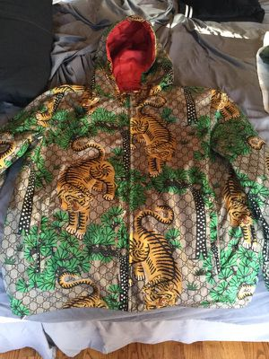 Gucci jacket 100% authentic for Sale in Decatur, GA