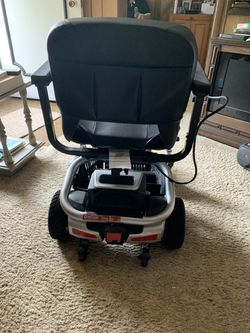 Electric Scooter/Wheel Chair Thumbnail