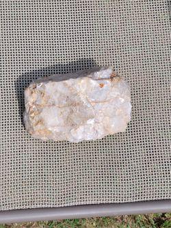 Rare Smoky Quartz With Hematite And Spessartine Garnet Inclusions Crystal Rock Thumbnail