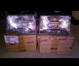 Photo 94-98 Jeep Grand Cherokee Headlights!⭐MAKE AN OFFER⭐