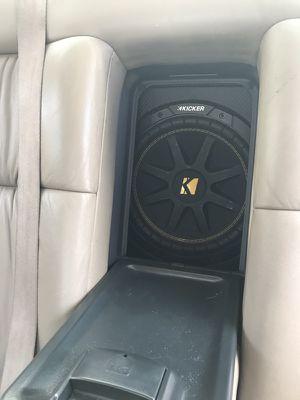 """10"""" Kicker Comp VR Subwoofer for Sale in Tampa, FL"""