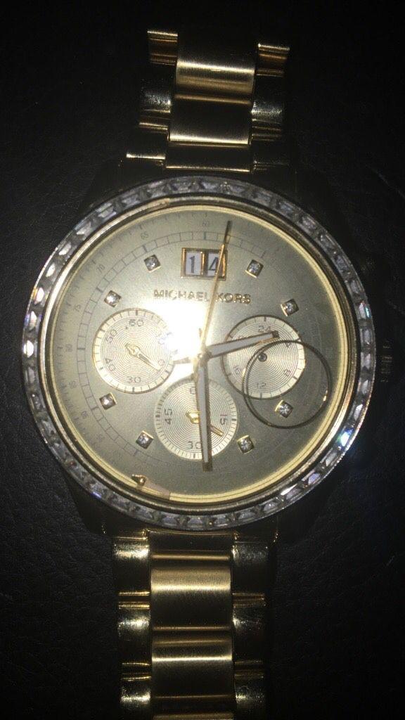 Michael Kors Watch with Warranty