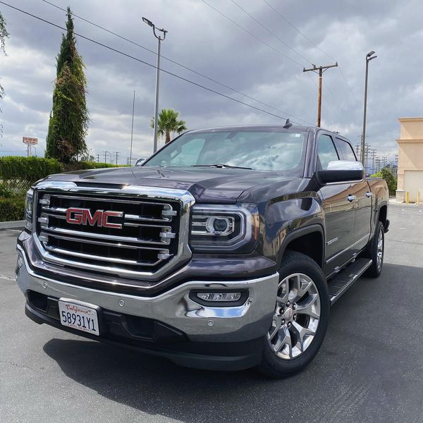 2016 GMC Sierra 1500 SLT For Sale In Colton, CA