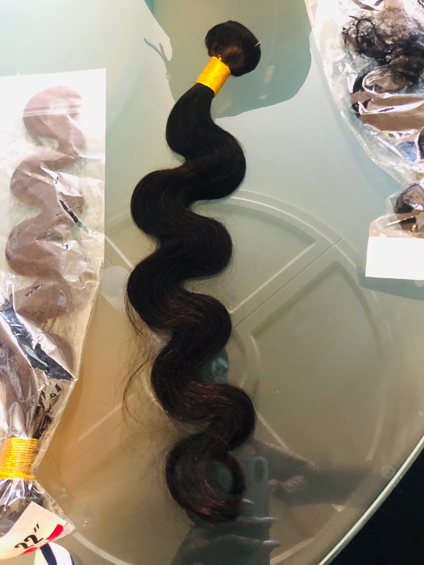 Hair Bundles In Different Lengths Starting At $90