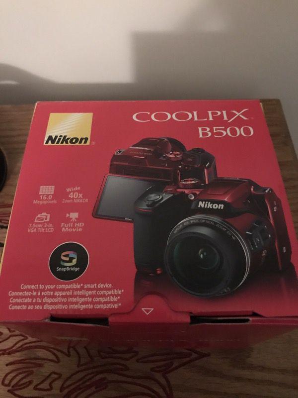 Camera Nikon coolpix B500 Camera for Sale in Las Vegas, NV - OfferUp