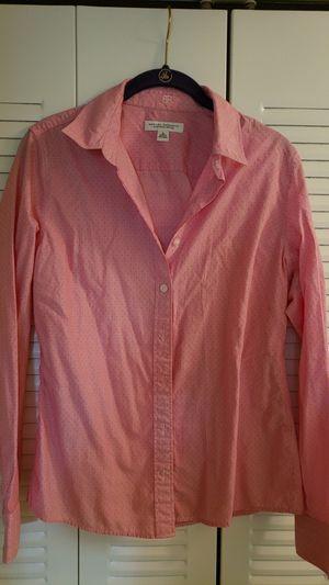 Wear to work Banana Republic Pink Shirt | Ladies Size 6 for Sale in Alexandria, VA