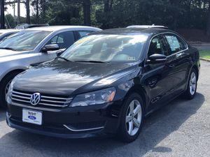 2013 Volkswagen Passat 2.5 SE for Sale in Fairfax, VA