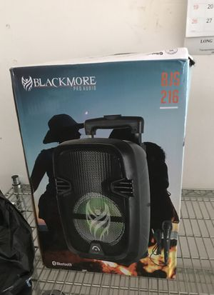 Black more pro audio for Sale in Los Angeles, CA