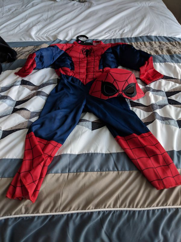 spider man halloween suit for sale in raleigh nc offerup