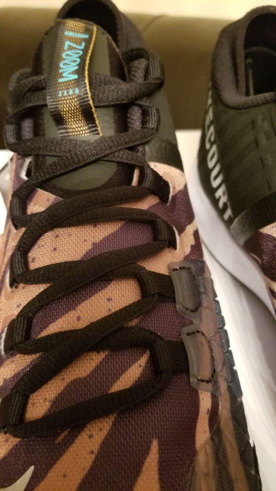 Mens 10, Nike Men's NikeCourt Air Zoom Zero Tennis Shoes