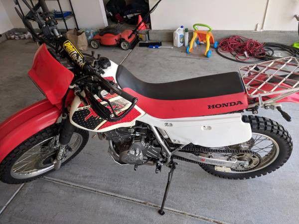Dirt Bike Xr650l Street Legal Clean W Ramp Parts For Sale In