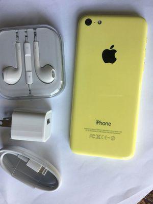 IPhone 5 c , 16GB, UNLOCKED for Sale in Springfield, VA