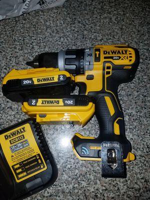 Dewalt Hammer drill xr 20v Bluetooth for Sale in Manassas, VA