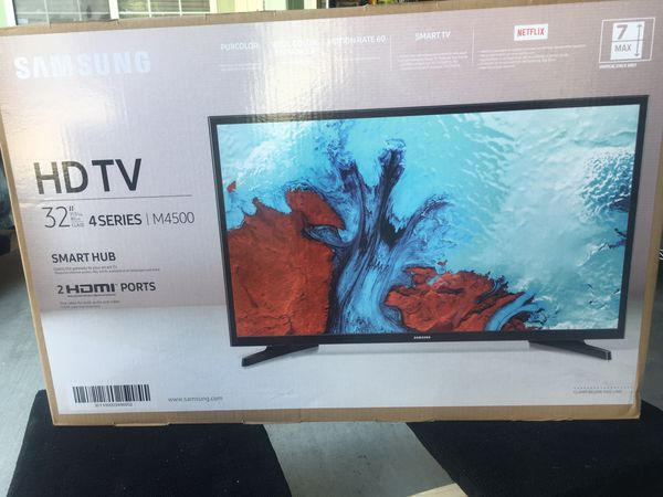 Samsung Smart Tv 32 M4500 Hd Tv For Sale In City Of Industry Ca