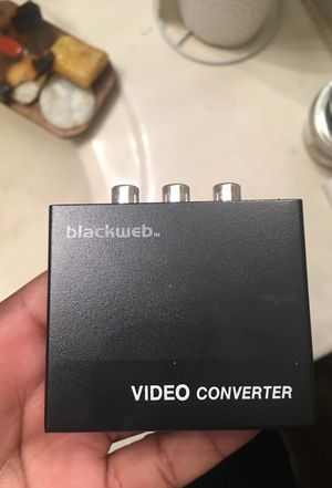 Video converter for Sale in St. Louis, MO