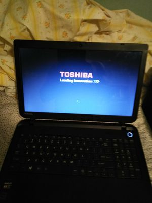 A great Laptop TOSHIBA FOR SALE. for Sale in Glassboro, NJ