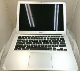 MacBook Air A1466 (2015) Intel Core i5 1.6GHz 4GB RAM 128GB SSD !READ! LPT-408 Thumbnail