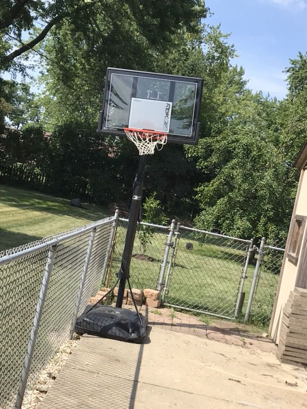 super cute ec5a0 f33fa Reebok basketball hoop