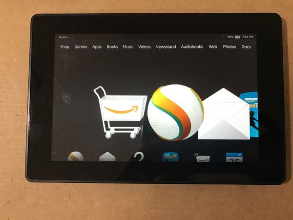 "Amazon Kindle Fire HD 7"" P48WVB4 Tablet 6GB Wi-Fi (3rd Generation) for Sale  in Albuquerque, NM - OfferUp"