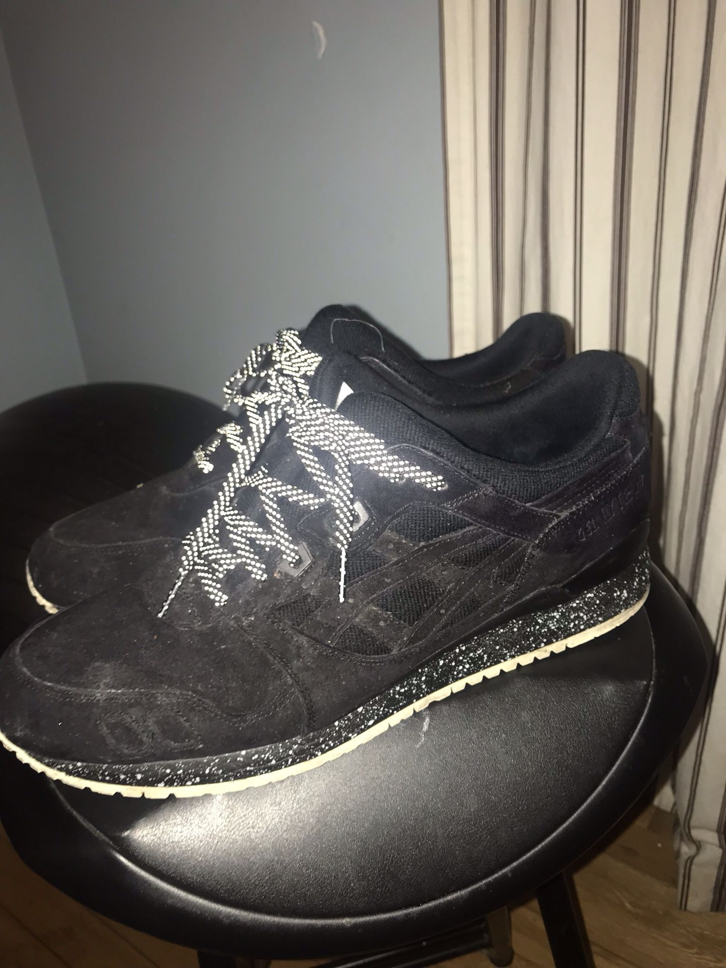 ASICS X Reigning champ collab black size 12 used