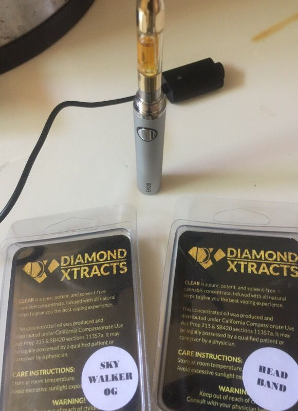 Evod plus diamond xtracts for Sale in Victorville, CA - OfferUp