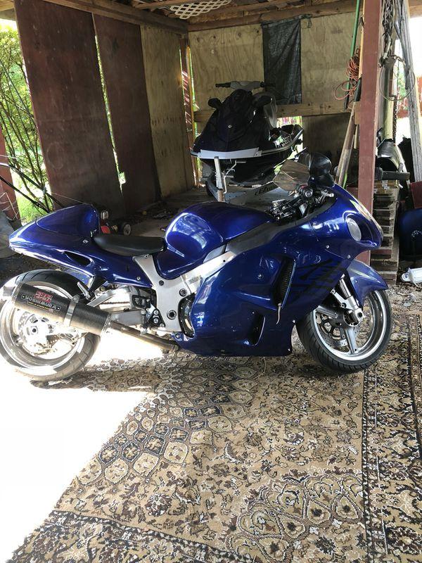 2006 Suzuki Hayabusa Motorcycles In Houston Tx Offerup