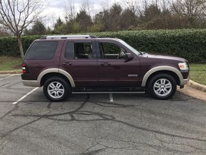 2007 Ford Explorer Eddie Bauer AWD, Fully Loaded, 3 row seats!! for Sale in Potomac Falls, VA