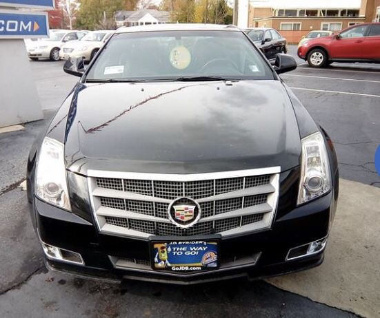 2011 Cadillac CTS Coupe For Sale In Cleveland, OH