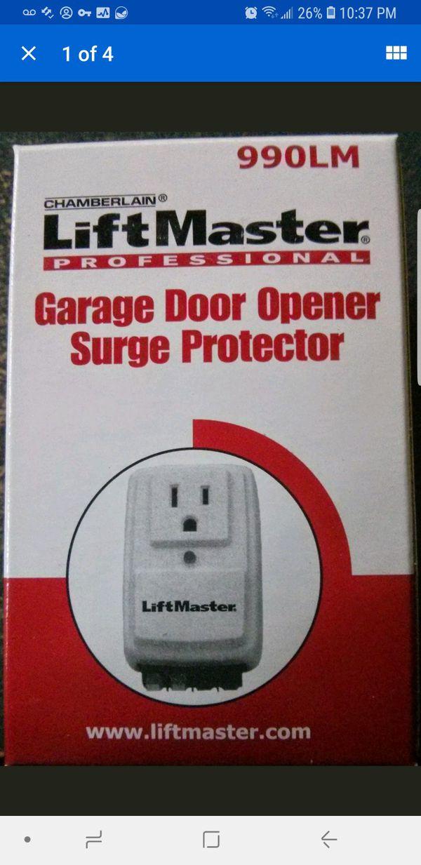 Liftmaster Garage Door Opener Surge Protector For Sale In Bonita