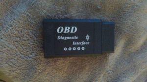 OBD 2 Bluetooth car diagnostic scanner for Sale in MD, US