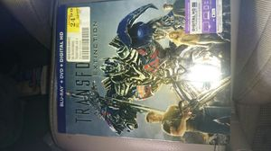 New transformer blu ray for Sale in Chapel Hill, NC